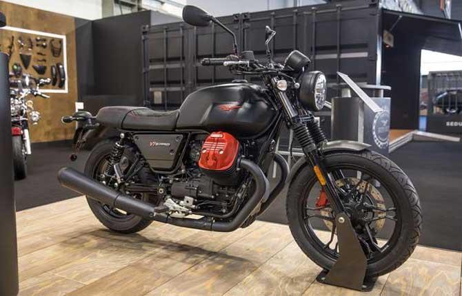 Moto Guzzi V7 III Carbon, inno alla customizzazione