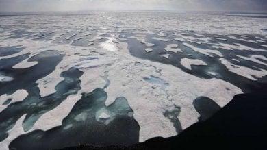 Artico: sotto il permafrost c'è mercurio 'Con scioglimento ghiacci possibile disastro'