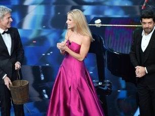 Sanremo 2018, seconda serata di grande musica. Baudo superstar e la poesia di Vecchioni