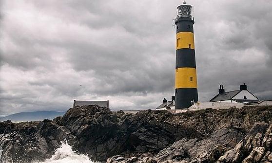 Un soggiorno al faro. Sul mare dell'Irlanda