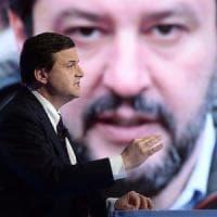 Calenda contro Salvini sulla tassa sui robot: