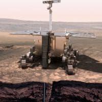 Ecco la trivella italiana che cercherà vita nel sottosuolo di Marte