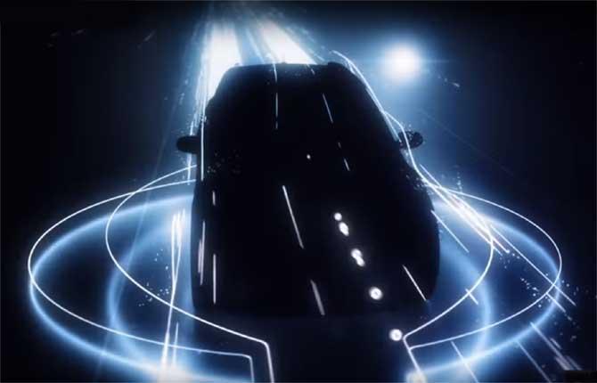La Hyundai Kona sarà elettrica: primo Suv compatto a batteria
