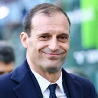 Juventus, Allegri: ''Lo scudetto si deciderà all'ultima giornata. Napoli