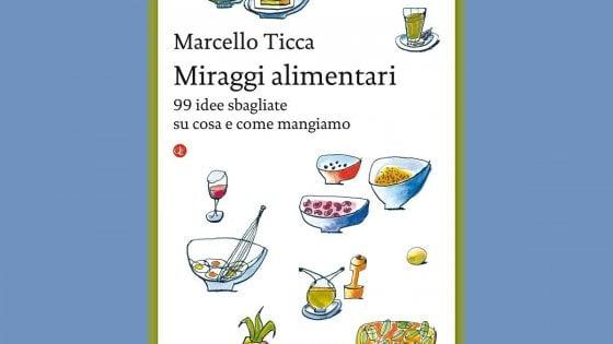 Alimentazione, un libro per sfatare le bufale sul cibo