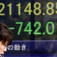 Borse: Wall Street rimbalza, l'Europa chiude debole