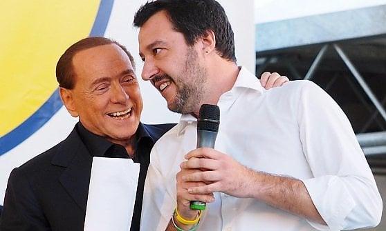 """Berlusconi: su moschee e leva da abolire Salvini sbaglia. """"Querelo Di Maio. E Renzi cambi nome al Pd"""""""