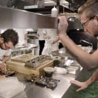 Che scontro tra gli chef: