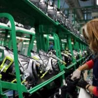 Produzione industriale in crescita a dicembre, +3% la media 2017