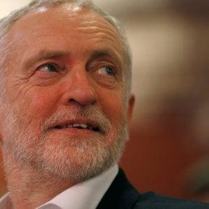 Brexit, memo riservato: Corbyn favorevole a unione doganale tra Gran Bretagna e Ue