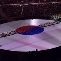 PyeongChang 2018, al via i Giochi olimpici invernali: le immagini dell'inaugurazione