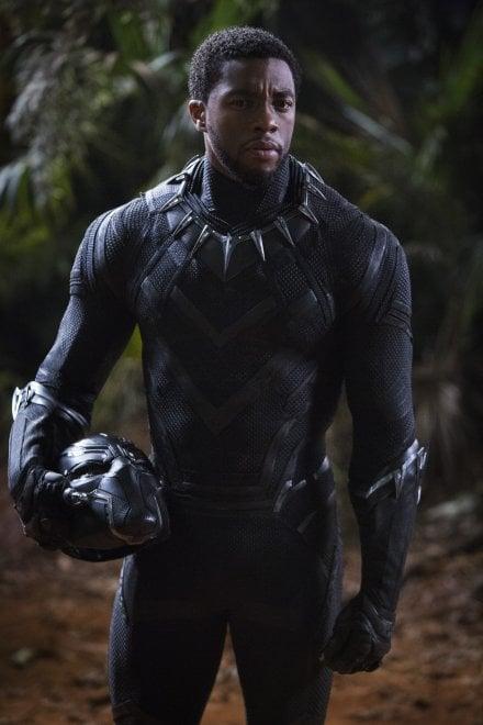 Arriva Black Panther, il primo supereroe Marvel afroamericano
