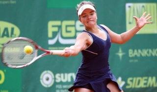 Tennis, Fed Cup: Paolini-Suarez Navarro apre la sfida Italia-Spagna a Chieti