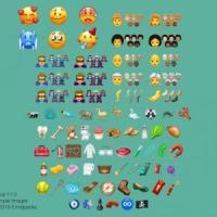 Freddolosa, accaldata, festaiola o calva: ecco le nuove emoji del 2018