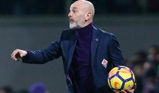 """Fiorentina, Pioli: """"L'arbitro doveva andare a vedere il Var"""""""