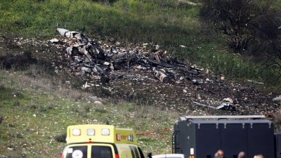 """Caccia israeliano abbattuto in Siria. Ira di Netanyahu: """"L'Iran gioca col fuoco"""""""