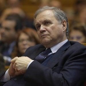 Il governatore di Banca d'Italia Ignazio Visco