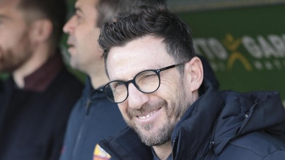 Roma, Di Francesco chiama Dzeko: ''E' arrivato il momento di sbloccarsi''