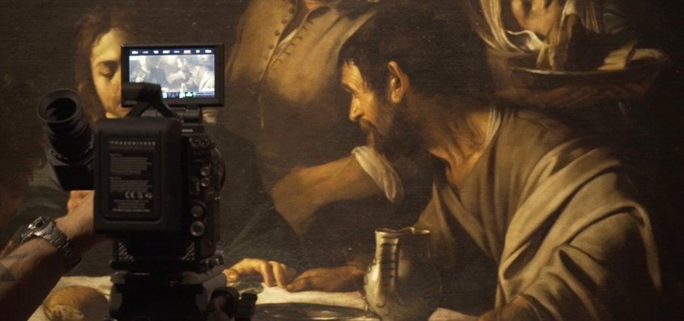 """Manuel Agnelli è Caravaggio, la sua voce per l'io dell'artista: """"È un altro modo di cantare"""""""