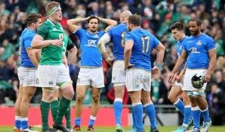 Rugby, Sei Nazioni: altra disfatta Italia, l'Irlanda ci lascia le briciole