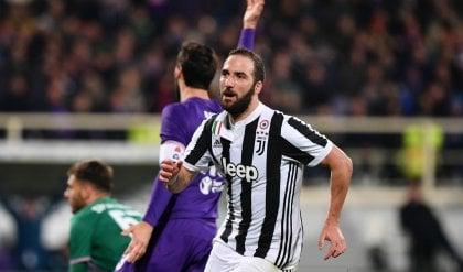 Juventus, ora c'è il Tottenham nel mirino. Higuain lancia la sfida del gol a Kane