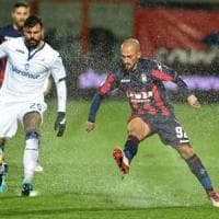 Crotone-Atalanta 1-1: Palomino riprende Mandragora