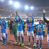 Napoli-Lazio 4-1: rimonta show, gli azzurri restano in vetta