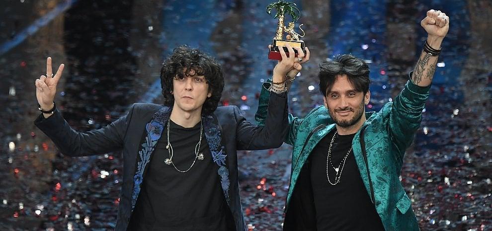 Sanremo 2018, vincono Ermal Meta e Fabrizio Moro, secondi Lo Stato Sociale, terza Annalisa