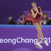 Kostner trascina l'Italia  nella finale del Team Event: