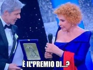 """""""Questo è il premio di?"""": Ornella Vanoni conquista tutti"""