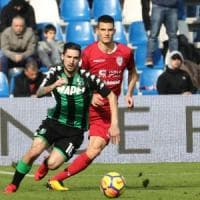 Sassuolo-Cagliari 0-0: i neroverdi non sanno più vincere