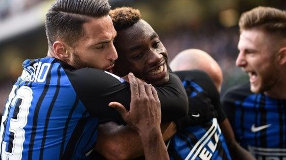 Inter-Bologna 2-1: perla di Karamoh, i nerazzurri tornano a vincere