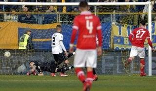 Serie B, Parma-Perugia 1-1: Ceravolo replica a Cerri. Novara vince a Cittadella