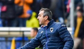 """Sampdoria, Giampaolo: """"Vittoria netta, non abbiamo mai sofferto"""""""