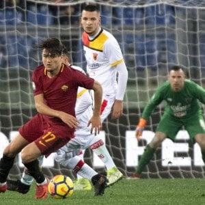 Le pagelle di Roma-Benevento: Under trascinatore, corsa Djuricic