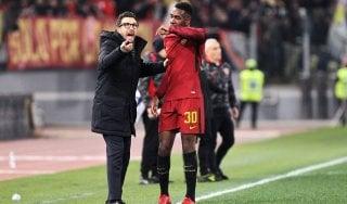 """Roma, Di Francesco: """"Questa vittoria può essere un punto di partenza"""""""