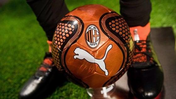Milan, ufficiale il nuovo sponsor tecnico: accordo pluriennale con Puma