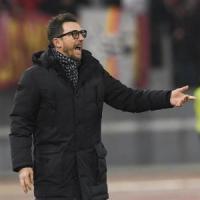 Roma, Di Francesco: ''Servirebbe continuità, ma club deve sistemare i conti.