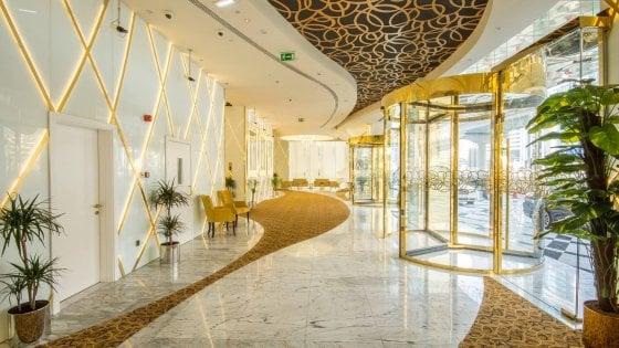 Gevora, l'hotel più alto del mondo è sempre a Dubai