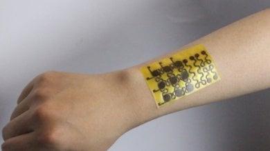 Elettronica, sensibile e riciclabile:  ecco la pelle creata in laboratorio