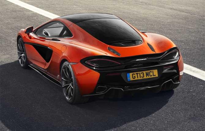 McLaren Special Operations, ogni modello un pezzo unico