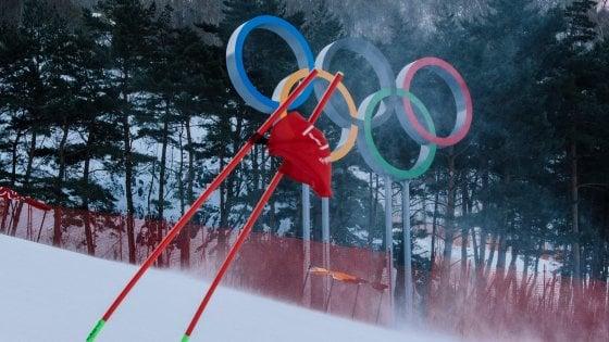 PyeongChang2018: freddo e vento danno tregua, lo sci parte dalla combinata
