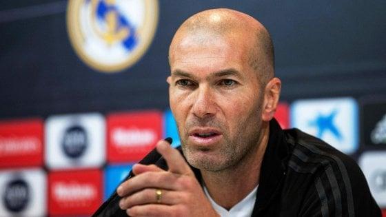"""Real Madrid, il mea culpa di Zidane: """"Un momento inaccettabile, io sono il responsabile"""""""