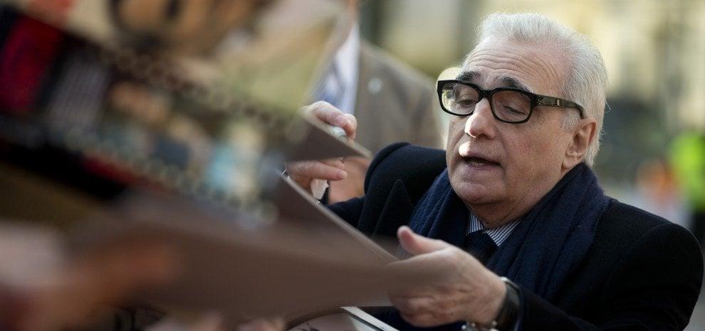 Martin Scorsese in Italia per raccontare la giovinezza di Giulio Cesare