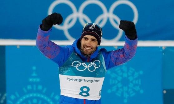 Biathlon, inseguimento: oro bis per la Dahlmeier, delusione Wierer. Windisch non si ripete, trionfa Fourcade