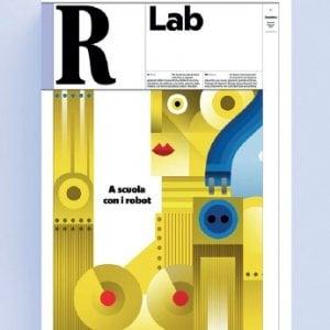 Così a scuola s'impara anche in un laboratorio di robotica
