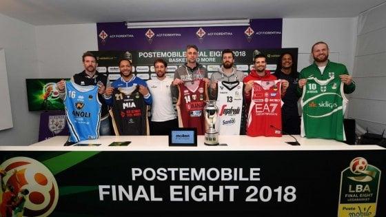 """Basket, Coppa Italia: presentata Final 8. Pianigiani: """"Un concentrato di adrenalina"""""""