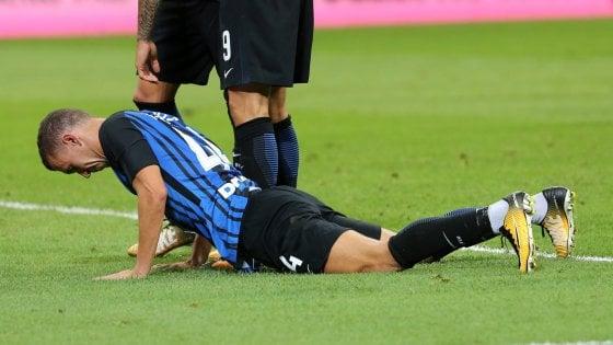 Inter, il punto sugli infortunati: Icardi rientra, dubbio Perisic e Miranda ko