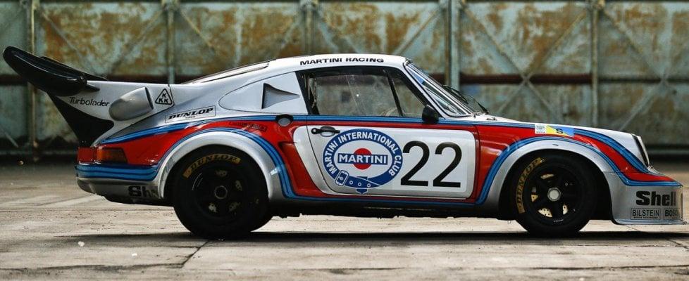 Sei milioni di dollari per una 911, ma è la  RSR Turbo del 1974