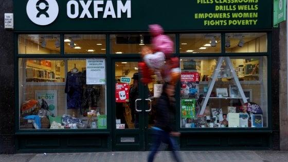 Oxfam, lo scandalo sessuale si allarga